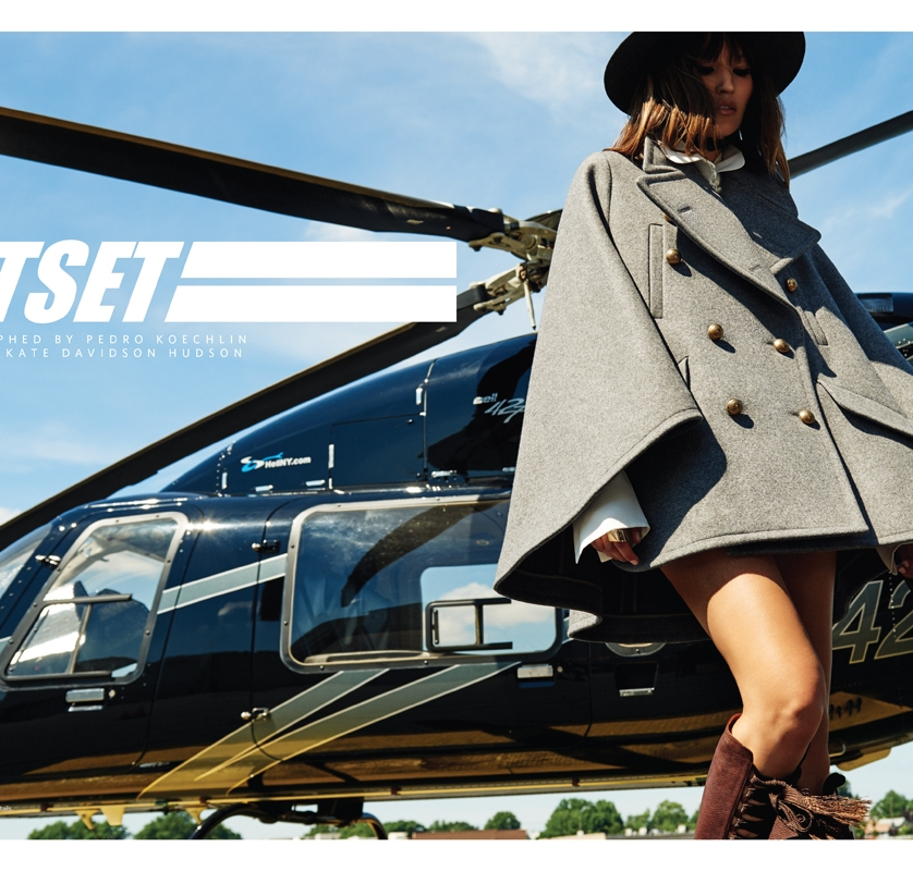 Editorialist Jet Set